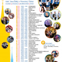 Čáslavské kulturní léto 2019